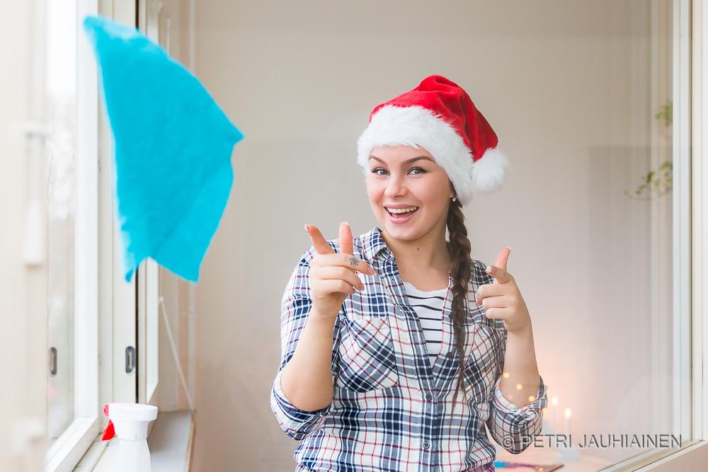Hyvää joulua! Valokuvaaja Petri Jauhiainen Kuopio
