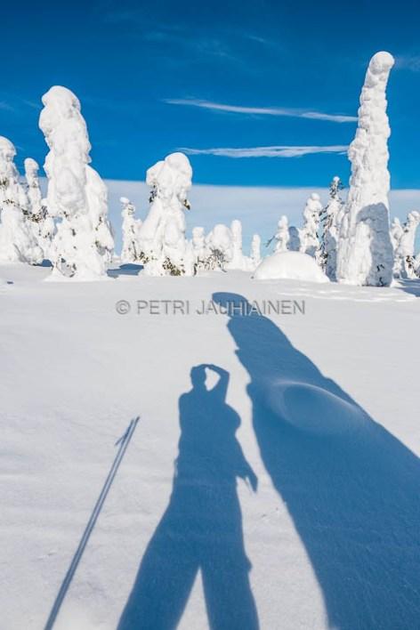 Riisitunturi valokuvaaja Petri Jauhiainen
