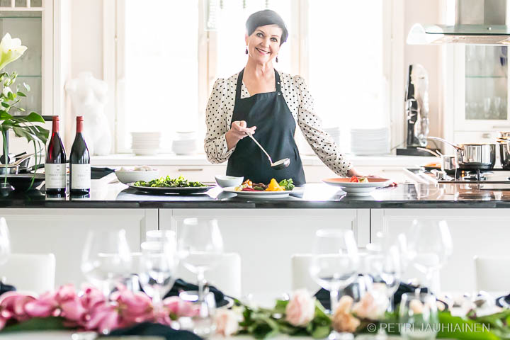 Fine dining Ridea Catering Petri Jauhiainen valokuvaaja Kuopio
