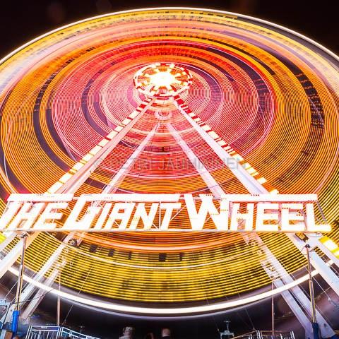 The Giant Wheel valokuvaaja Petri Jauhiainen