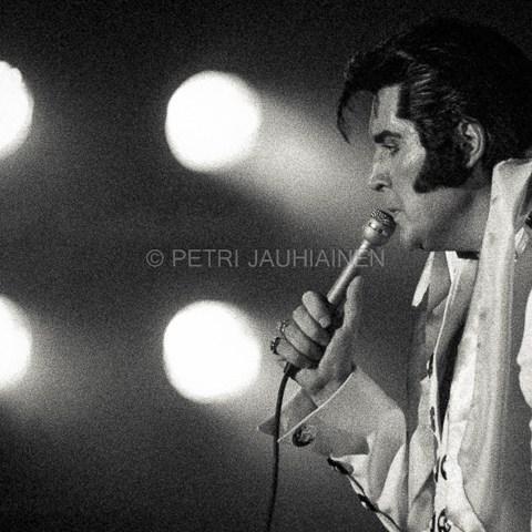 Elvis (lookalike) valokuvaaja Petri Jauhiainen