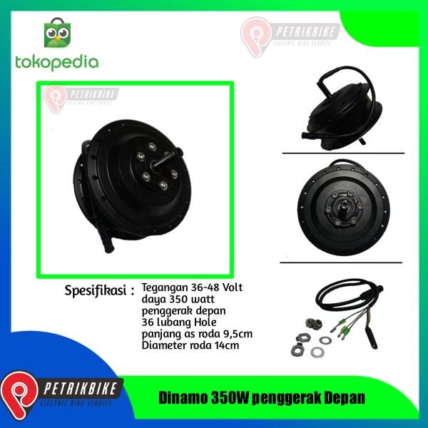 Dinamo-350w-Penggerak-Depan