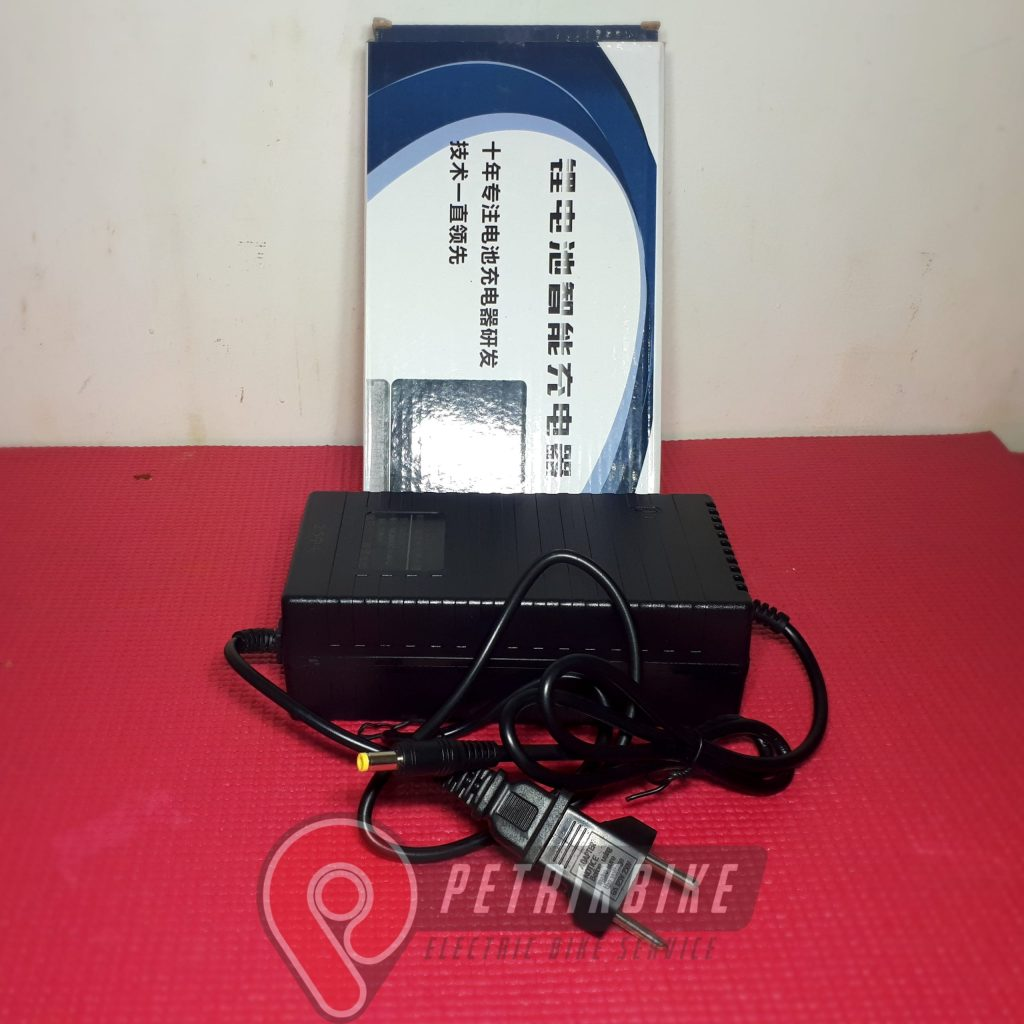 Charger Lithium 60volt 2ampere