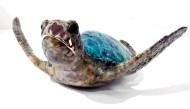 "Kukini, Medium: Bronze Size: 11.5"" x 9.5"" x 4"" Edition: 250 Catalog: #BT3 Artist: Chris Barela"