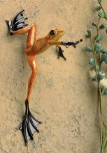 "High Dive, Medium: Bronze Catalog: BF86 Size: 14.25"" x 7.5"" x 6"" Artist: Frogman"