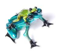 "Joy Ride , Medium: Bronze Release: 2011 Edition: 2000 AP/100 Catalog: BF150 Size: 5"" x 5"" 3.5"" Artist: Frogman"