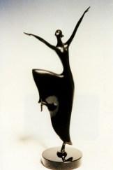 Joy Of The Dance, Medium: Bronze Size: Artist: Dan McDermott