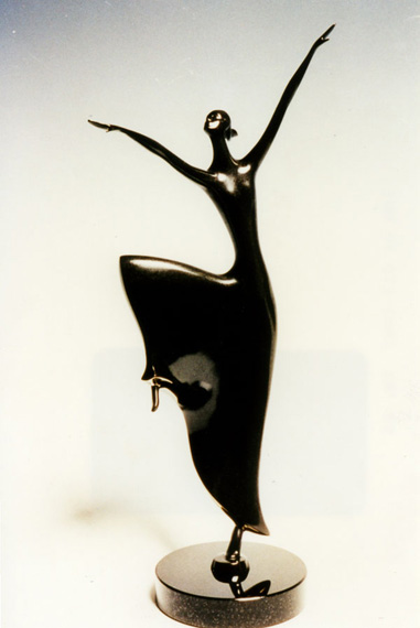 Joy Of The Dance, Medium: Bronze Size: Artist: Dan McDermott