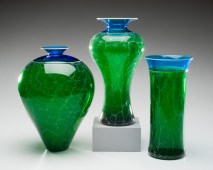 Spring-Primavera-Series, Medium: Glass Size: Artist: Kenny Pieper