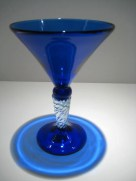 Strini-Cobalt-Martini-Glass