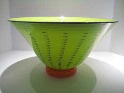 Lime Bowl Artist: Bruce Pizzichillo Catalog: 516-44-61 #19483 Price: $975.00 REDUCED: $695.00