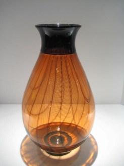 Amber Vase Artist: Michael Schunke Catalog: 601-59-9