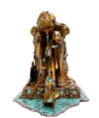 'Autumn Man' Medium: Bronze Artist: Nano Lopez