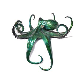 Aquamarine, Bronze Artist: Chris Barela 12 x 9 x 10.75