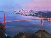 Golden Dream Oil on Canvas Artist: Gina Tecson Size: 30x40 Inv. #21567