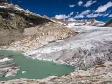 Rhonský ledovec