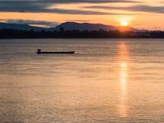 Laos, Mekong u Pakse