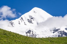 Gruzie, Svanetie, Tetnuldi