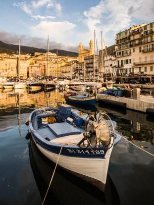 Korsika, Bastia
