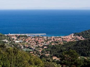 Marciana Marina z Poggia