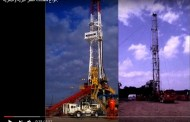 بالفيديو تعرف على أنواع منصات حفر آبار البترول البحرية والبرية