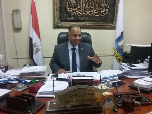 عادل رجب رئيس النقابة العامة للبترول فى حوار الصراحة