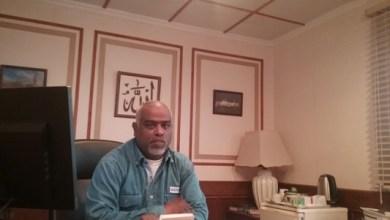 Photo of صور:المهندس نصر محمود مدير المشروعات بحقول بدر3 للبترول التابع لشركة بدر الدين للبترول
