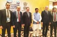 وزير البترول يلتقى وزراء بترول الجزائر والبحرين والهندى خلال مشاركتة بمنتدى الطاقة العالمى بالعاصمة الهندية نيودلهى