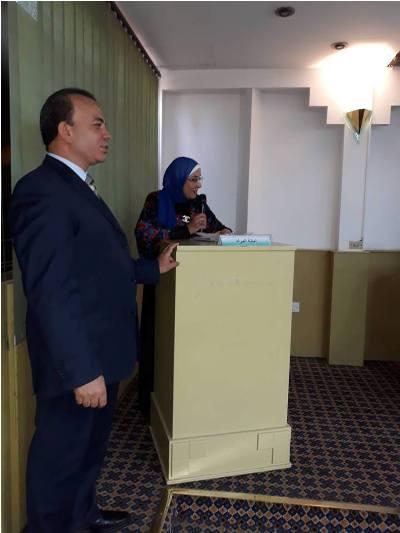 بالصور بترول بلاعيم تستضيف الاجتماع الثانى لأمانة المرأة بالنقابة العامة البترول (4)