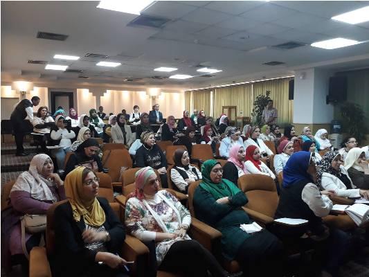 بالصور بترول بلاعيم تستضيف الاجتماع الثانى لأمانة المرأة بالنقابة العامة البترول (8)