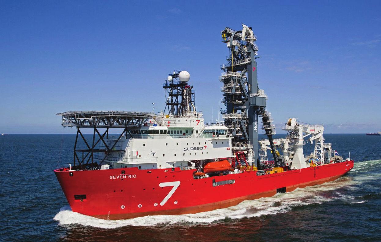 Subsea 7 Aktie