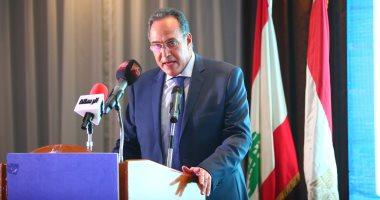 """رئيس الجمعية """"المصرية اللبنانية"""" يطالب بحل مشكلة التأشيرات لرجال الأعمال"""