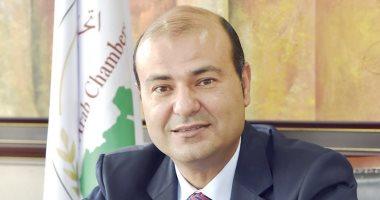 أمين الغرف العربية: مجلس الأعمال العربى الروسى منصة لتعميق التعاون