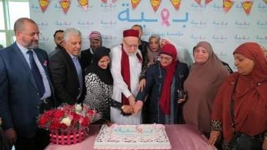 Photo of بالصور..الدكتور على جمعة يزور مستشفى بهية
