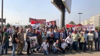 "Photo of بالصور..""دارا وغرب بكر تشاركان في مسيرة دعم الرئيس السيسي والقوات المسلحة"