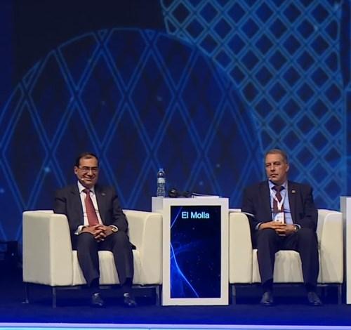 مصر تمتلك فرص استثمارية متميزة في جميع مراحل صناعة البترول