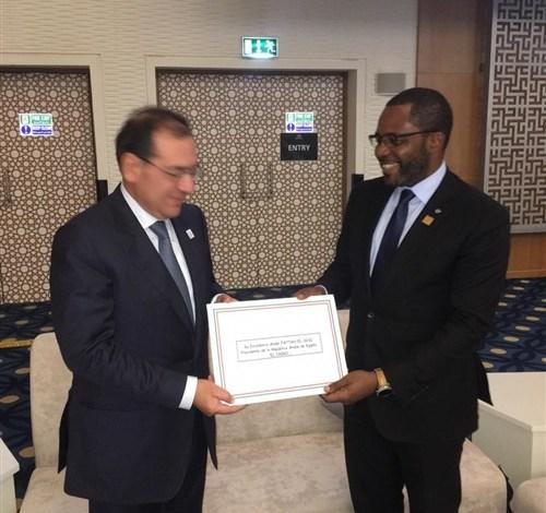السيسي يتلقي دعوة رسمية للمشاركة في قمة الدول المصدرة للغاز
