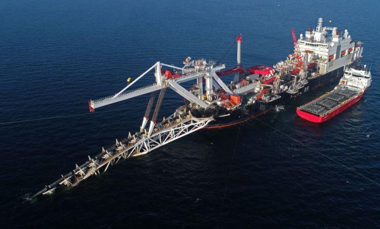 """الدنمارك توافق على مشروع خط أنابيب الغاز """"نورد ستريم 2"""""""
