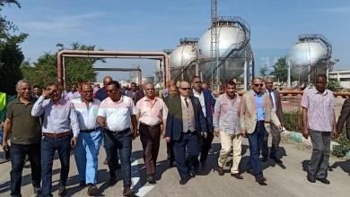 Photo of بالصور..رئيس بتروجاس يزور منطقة أسيوط ويجرى تجربة وهمية مفاجأة للتأكد من سلامة اجهزة ومعدات الأمن الصناعى