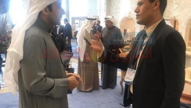 "Photo of وزير النفط البحرينى""للوكالة"":""طارق الملا أستاذ لنا جميعا والتعاون مستمر""..ونمتنى أن نوفق فى الاستكشاف مثل مصر"