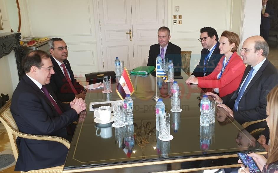 الاجتماع الوزارى الثالث لمنتدى غاز شرق المتوسط (EMGF)