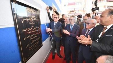 Photo of بالصور..وزير البترول يفتتح أول محطة متكاملة في مصر لتقديم خدمات تموين السيارات بالغاز والكهرباء لشركة غازتك