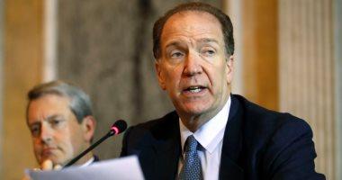 رئيس البنك الدولى يبدى تفاؤله بالخطوات الإيجابية للنمو الاقتصادى فى مصر