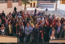 Photo of بالصور..بعد مرور ٢٥ عام..جيل ثمانينات مدرسة التجريبية الموحدة يرد الجميل