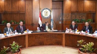 Photo of وزير البترول يعتمد الجمعية العامة لشركتى رشيد والبرلس لعام 2020/2021