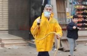 Photo of بالصور..شباب قرية الشموت يضرب مثلا في العمل التطوعي