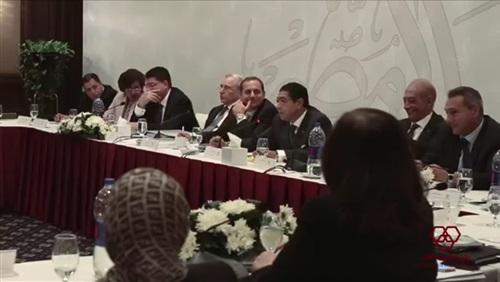 فيديو  مؤتمر صحفي لـ«اتحاد البنوك» حول مشروع تطوير العشوائيات بحلوان وشرق مدينة نصر في 2014