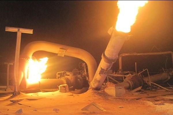 هجوم مسلح يوقف صادرات الغاز الإيراني إلى تركيا