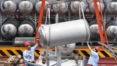 صورة تراجع واردات اليابان من الغاز الطبيعي المسال .. أقل مستوى منذ 10 أعوام