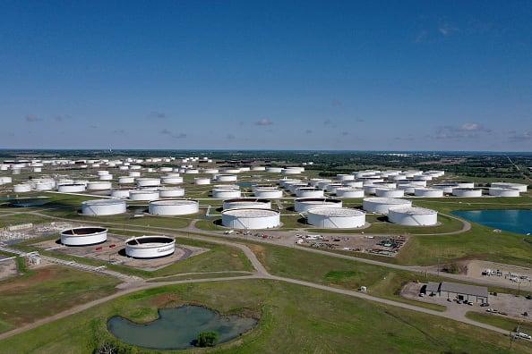 US crude inventories, coronavirus, crude output in focus